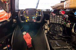 Автомобиль Oreca 07 Gibson (№39) команды Graff Racing S24: кокпит
