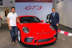 Narain Karthikeyan, Porsche 911 GT3