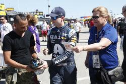 Уильям Байрон, Hendrick Motorsports Сhevrolet Camaro