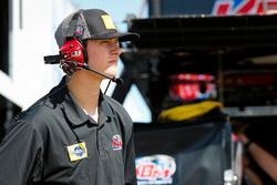 David Gilliland, Kyle Busch Motorsports, Pedigree Toyota Tundra son Todd Gilliland