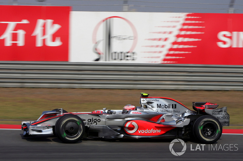2008: McLaren MP4/23