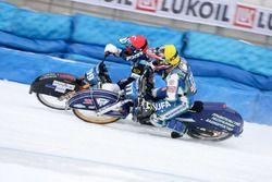Мартин Хаарахилтунен и Сергей Карачинцев