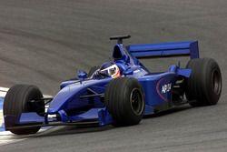 Gaston Mazzacane continua i test della Prost AP.04
