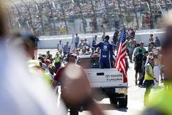 Алекс Боуман, Hendrick Motorsports Chevrolet Camaro