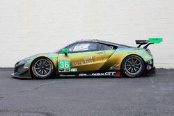 CJ Wilson Racing's Acura NSX GT3