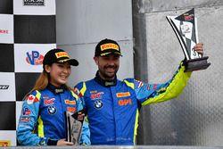 ST Racing BMW M4 GT4: Samantha Tan, Nick Wittmer