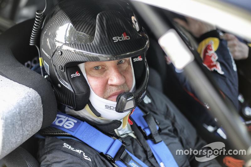 Phil Mills, M-Sport Ford WRT Ford Fiesta WRC