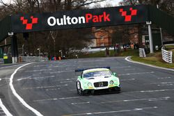 #7 Team Parker Racing Bentley Continental GT3: Ian Loggie, Callum Macleod