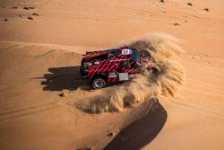 Cyril Despres y Steve Ravussin, Buggy Ford 2WD