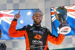 Podium: Race winner Scott Pye, Walkinshaw Andretti United Holden