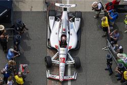 Racewinnaar Will Power, Team Penske Chevrolet