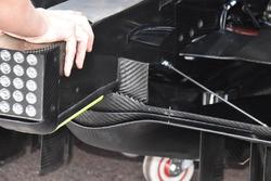 Mercedes-AMG F1 W09 detail rear
