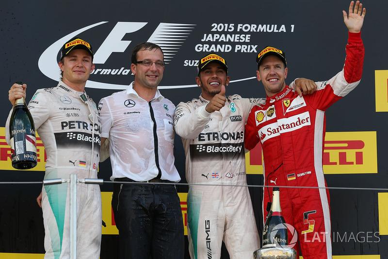 2015: Lewis Hamilton