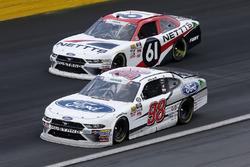 Chase Briscoe, Biagi-DenBeste Racing, Ford Mustang Ford Kaz Grala, Fury Race Cars LLC, Ford Mustang NETTTS