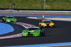 #19 Lamborghini Huracan-GT3, Antonelli Motorsport: Vedel-Veglia