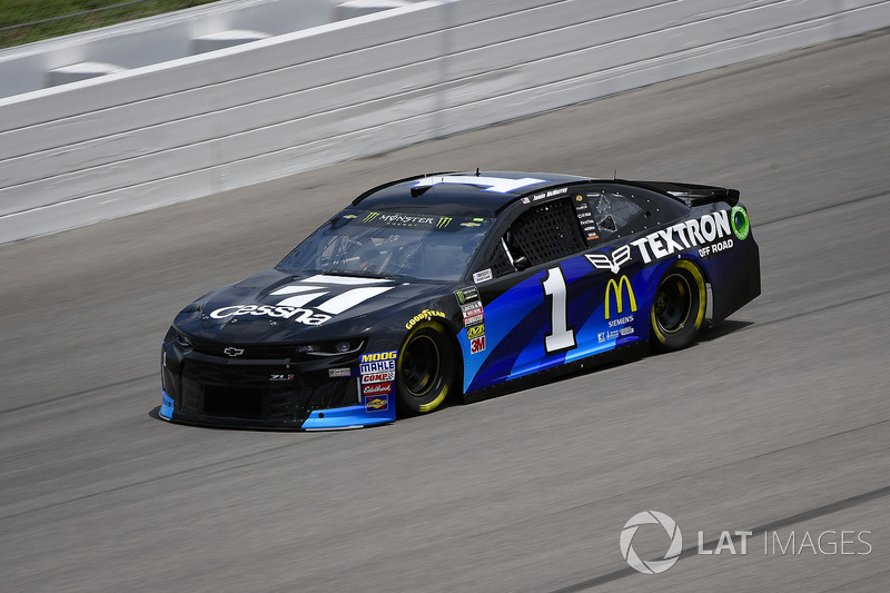 24. Jamie McMurray, Chip Ganassi Racing, Chevrolet Camaro Cessna