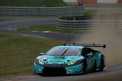 Микеле ди Мартино, Кристофер Брюк, Матиас Хенкола, Konrad Motorsport, Lamborghini Huracan GT3 (№10)