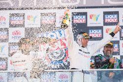 Подиум: обладатель второго места Кенни Хабуль, Mercedes-AMG Team SunEnergy1 Racing