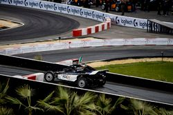 Memo Rojas of Team Mexico driving the ROC Car