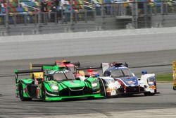 #2 Tequila Patrón ESM Nissan DPi: Scott Sharp, Ryan Dalziel, Olivier Pla, #32 United Autosports Ligier LMP2: Will Owen, Hugo de Sadeleer, Paul Di Resta, Bruno Senna