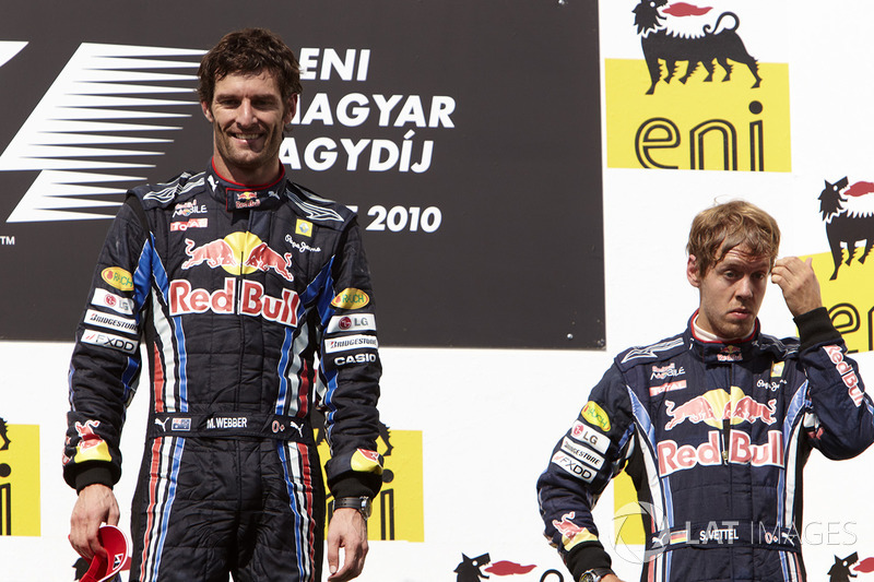 #8 Mark Webber