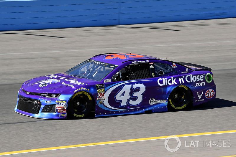 Darrell Wallace Jr., Richard Petty Motorsports, Chevrolet Camaro The Cosmopolitan of Las Vegas