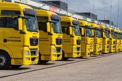 Camiones Dunlop