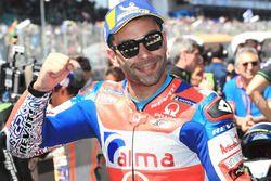 Tercer lugar clasificatorio Danilo Petrucci, Pramac Racing