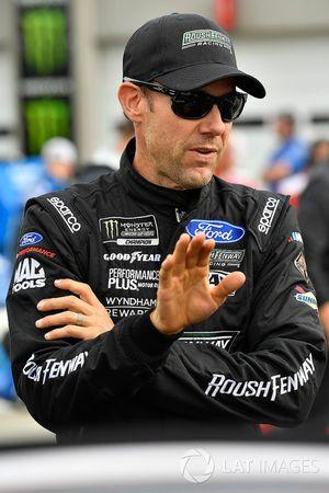 Matt Kenseth, Roush Fenway Racing, Ford Fusion #DoYouKnowJack