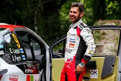 Janne Ferm, Toyota Racing