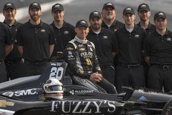 Ganador de la pole Ed Carpenter, Ed Carpenter Racing
