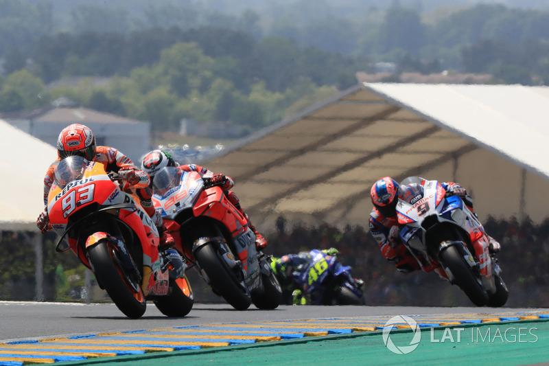 GP de France : Marc Márquez (Repsol Honda Team), victoire