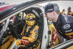 Tom Coronel, Boutsen Ginion Racing Honda Civic Type R TCR met Max Verstappen