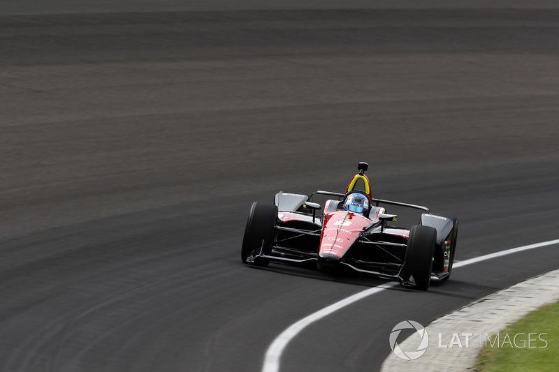 18: Robert Wickens, Schmidt Peterson Motorsports Honda, 226.296