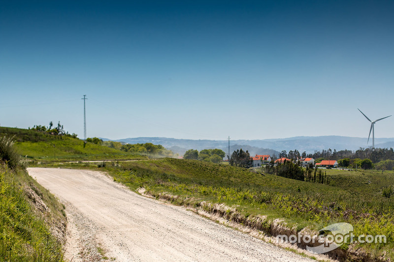 Rally Portugal: Road overview