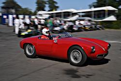 Alfa Romeo 1900 SS Stefano Agazzi