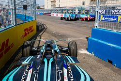 El auto de Mitch Evans, Jaguar Racing