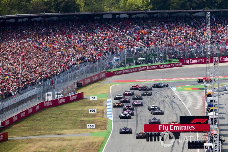 9- GP de Alemania 2018