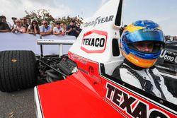 Rudy van Buren in the McLaren M23