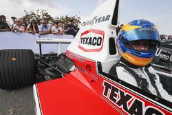 Руди ван Бюрен, McLaren M23
