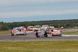 Matias Rossi, Nova Racing Ford, Jose Manuel Urcera, Las Toscas Racing Chevrolet, Alan Ruggiero, Laboritto Jrs Torino