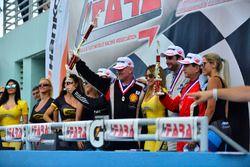 David Dunn, Scuderia Shell Burbank, Pedro Redondo Jr., Pedro Redondo Sr., TLM USA