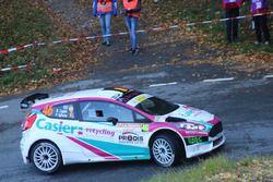 Bernd Casier, Pieter Vyncke, Ford Fiesta R5, Duimdistel