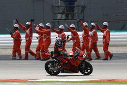 Winnaar Miguel Oliveira, Red Bull KTM Ajo