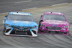 Грей Голдинг, BK Racing Toyota и Тревор Бейн, Roush Fenway Racing Ford