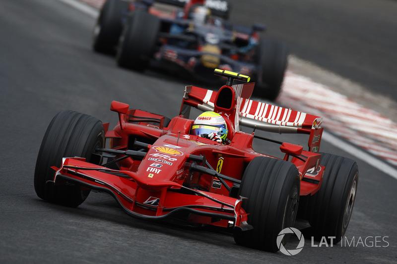 Felipe Massa, 2 veces ganador del GP de Brasil