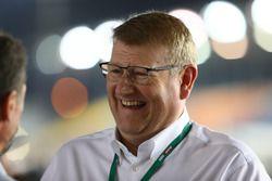 Robert Waltherston, Vorsitzender von Honda Motor Europe