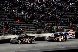 Noah Gragson, Kyle Busch Motorsports Toyota and Christopher Bell, Kyle Busch Motorsports Toyota