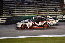 Ryan Blaney, Team Penske Ford, William Byron, JR Motorsports Chevrolet