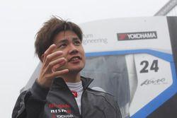 #24 Kondo Racing Nissan GT-R Nismo GT3: Mitsunori Takaboshi